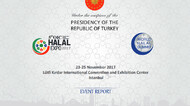 5th OIC Halal Expo 2017 Final Report, halal food certificate